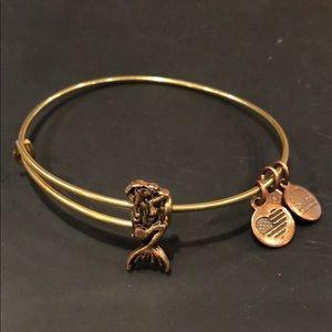 Alex and Ani mermaid bracelet